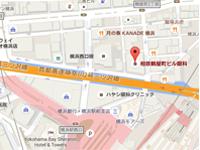 相鉄鶴屋町ビル眼科 地図